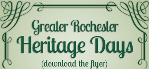 Greater Rochester Heritage Days