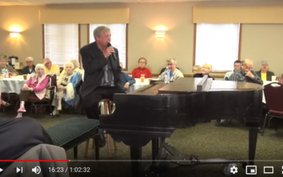 Hearth & History: Bob Milne, Ragtime Pianist Performance